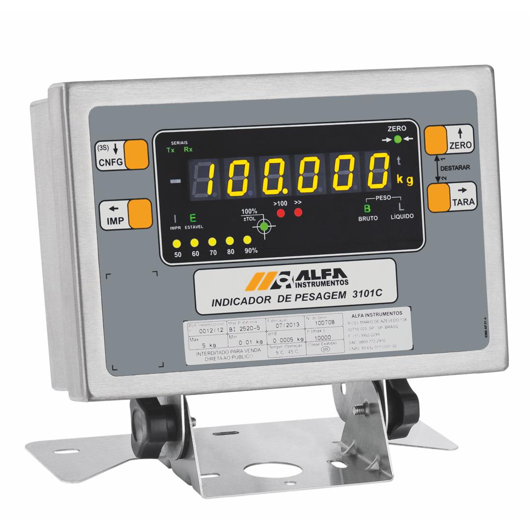 LINHA 3100 C – INOX IP-67