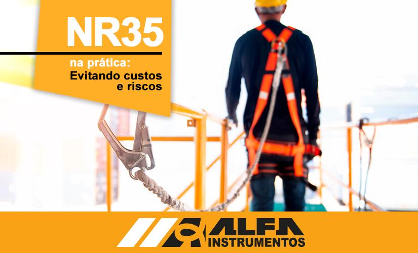 NR 35 na prática